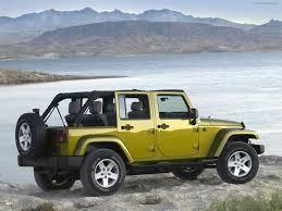 jeep wrangler 4 door jeep wrangler unlimited 4 door 2007 exotic car photo 005 of 32