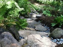 233 best dry creek beds images on pinterest landscaping gardens