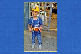 Bob Builder Halloween Costume Playtime Bob Builder