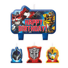 optimus prime birthday 4 transformers optimus prime happy birthday cake decoration