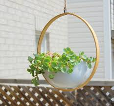 Ikea Hanging Planter by Best 20 Diy Hanging Planter Ideas On Pinterest Hanging Plants