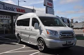 used dodge conversion vans custom ford conversion vans for sale