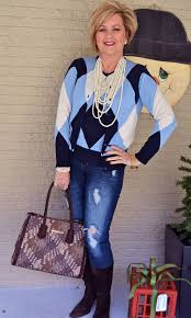 preppy for women over 50 preppy meets distressed 50th stylish outfits and fall fashion