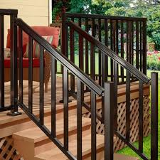 home depot stair railings interior stunning home depot outdoor railing 85 in home interior decor with