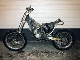 suzuki rm 125 1992 u0027usa u0027 restoration old moto motocross