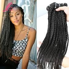medium box braids with human hair how to braid using human hair how to
