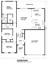 backsplit floor plans uncategorized back split level house plan marvelous for