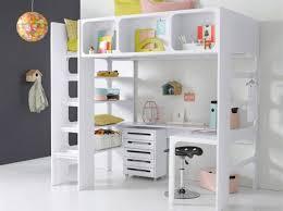 mezzanine bureau 10 solutions pour aménager le dessous d un lit mezzanine lit
