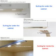 Lights Under Kitchen Cabinets Wireless by Aliexpress Com Buy Item Rechargeable Led Night Light Closet