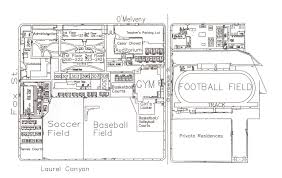 Cafeteria Floor Plan by Map U2013 About Us U2013 San Fernando Senior High