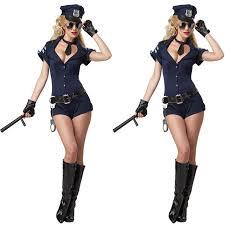 police costume womens swashbuckler wench halloween