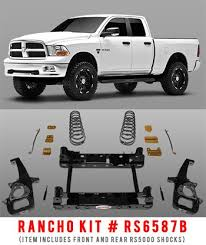 2010 dodge ram lift kit 4wd suspension lifts and accessories for 2009 2010 and 2011 ram 1500