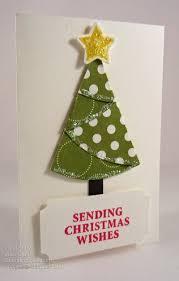 gift card tree joyous celebrations folded christmas tree card