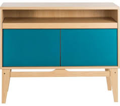 buy teknik contemporary 5416966 work centre beech u0026 peacock blue