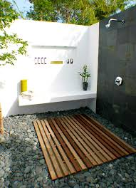 How To Plumb An Outdoor Shower - simple luxuries 10 killer outdoor showers