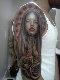 41 best virgin mary tattoos images on pinterest cover up tattoos