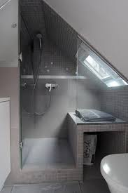 loft bathroom ideas loft sloping ceiling showers glass360 specialist and bespoke
