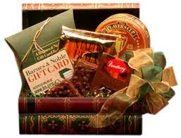 the book worm book gift basket gourmet