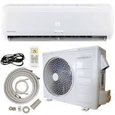 Window Unit Heat Pump Appliances Powerful And Flexible To Cool And Heat A Room With Air