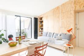 300 Square Foot Apartment Design Takes Advantage Of Small Space To The Max