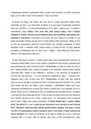 Character Sketch Essay Sample Daniela Vašátková Danielavasatko Twitter