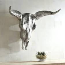 longhorn home decor wall decor trendy bull skull wall decor for home design wall