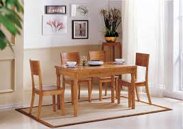 dining room table with bench against wall bench decoration
