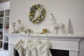 decorating mantle hooks with pottery barn holder