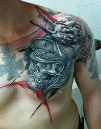 army skull ideas designs