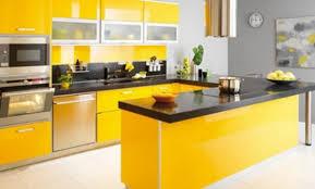 cuisine jaune citron design cuisine jaune citron 39 tourcoing cuisine jaune ikea