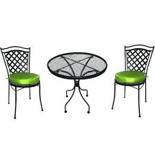 Wrought Iron Bistro Table Wrought Iron Bistro Chairs Amazing Folding Wrought Iron Chair Cool