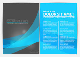 fancy brochure templates fancy brochure templates best and professional templates