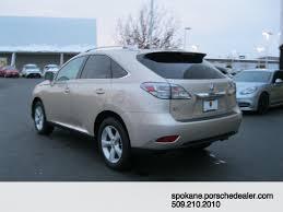 lexus of spokane pre owned 2012 lexus rx 350