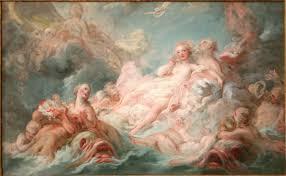 the birth of venus 1753 1755 jean honore fragonard wikiart org