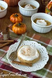 healthy pumpkin pie custard gluten free u0026 low carb