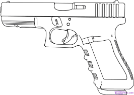 gun coloring pages gallery photos 23556 bestofcoloring com