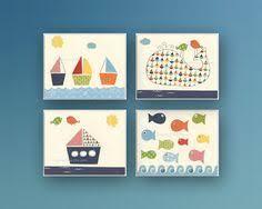 Sailboat Decor For Nursery Boys Personalized Sailboat Print Home Decor Pinterest