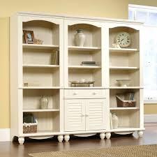 Office Hutch With Doors Hooker Furniture Renaissance Ii Door Bookcase Office Shelves With