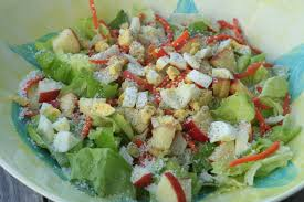 healthy goodness french poodle salad