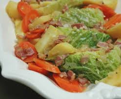 cuisiner choux chou pommes de terre carottes à la façon de madou recette de