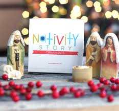 nativity story ornaments company