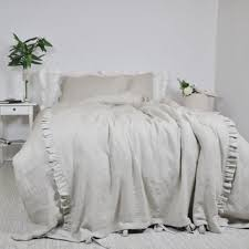 Urban Outfitters Ruffle Duvet Magical Thinking Net Tassel Duvet From Urban Outfitters Bohémi