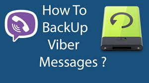 tutorial viber android how to backup viber messages on your android phone youtube