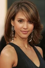hairstyles for women medium length hair haircut for shoulder length hair round face women shoulder length
