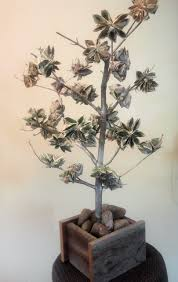 wedding gift or money when money grows on trees table for fifty