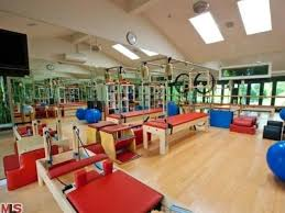 celebrity home gyms 6 celebrity home gyms to inspire your fitness routine