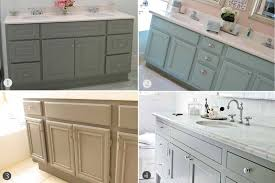 bathroom cabinets painting ideas best paint for bathroom cabinets inspired honey bee home