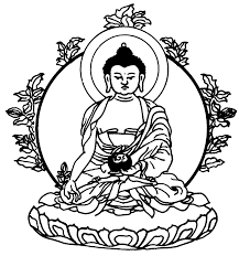 Buddha Coloring Pages 119 Free Printable Coloring Pages Buddhist Coloring Pages