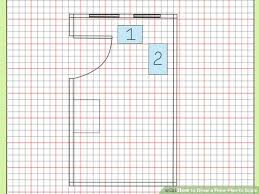 home design graph paper kitchen design graph paper how to draw a floor plan to scale 7