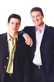 sidney crosby birthday card sidney crosby and mario lemieux source greatsavebyluongo